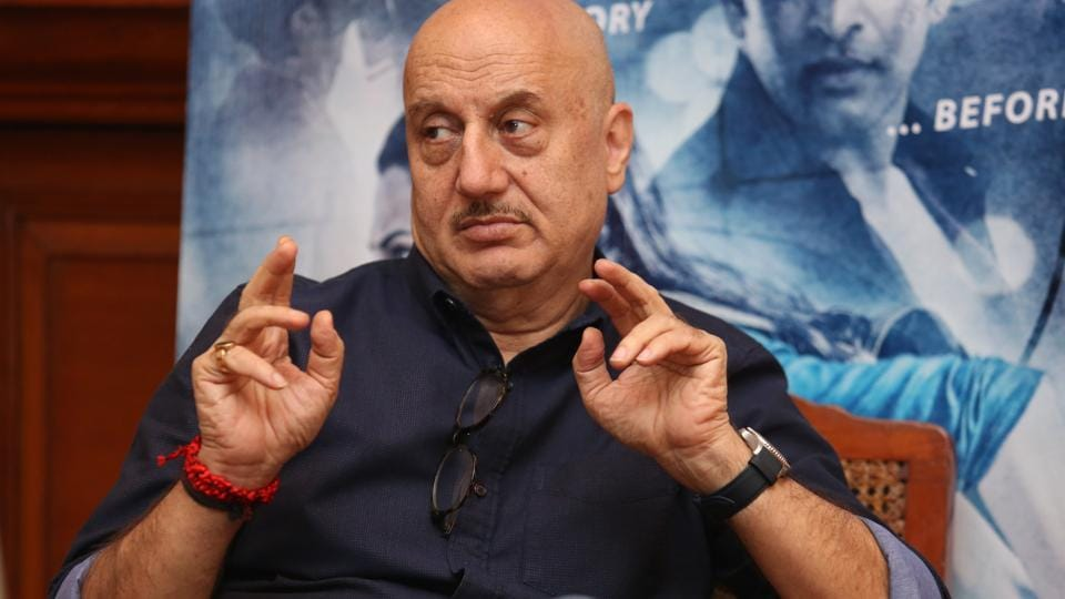 Actor Anupam Kher has been appointed as the new FTII chairman after Gajendra Chauhan's term came to an end.