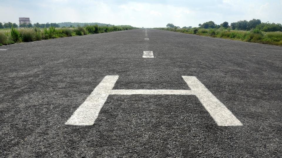 DGCA and AAIteams have inspected the air strip.