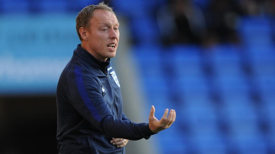 Steve Cooper is currently coaching the England side at the FIFAU-17 World Cup.