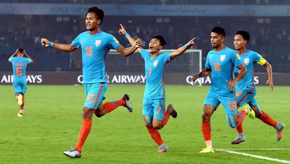 Fifa U  World Cupindian National Football Teamindian U