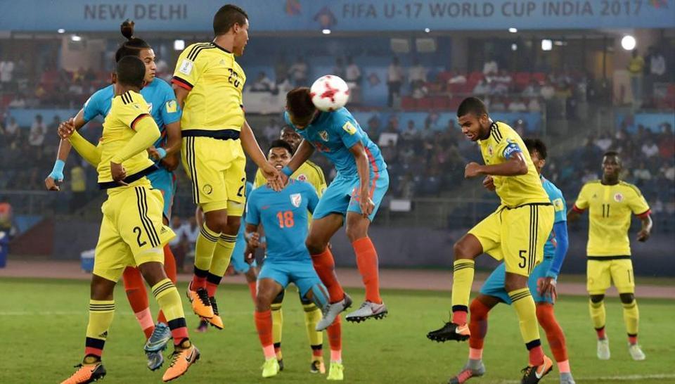 FIFA U-17 World Cup,FIFA U-17 World Cup 2017,Indian national football team