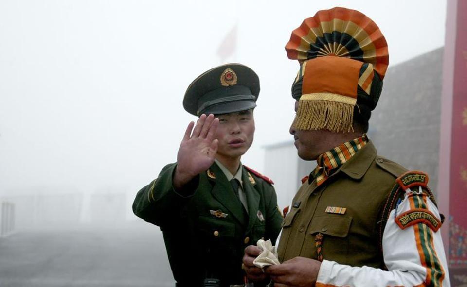 India,China,Doklam
