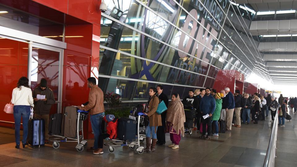 Delhi news,CISF,Airports