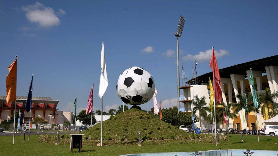 FIFA U-17 World Cup,FIFA U-17 World Cup 2017,Indira Gandhi Athletic Stadium
