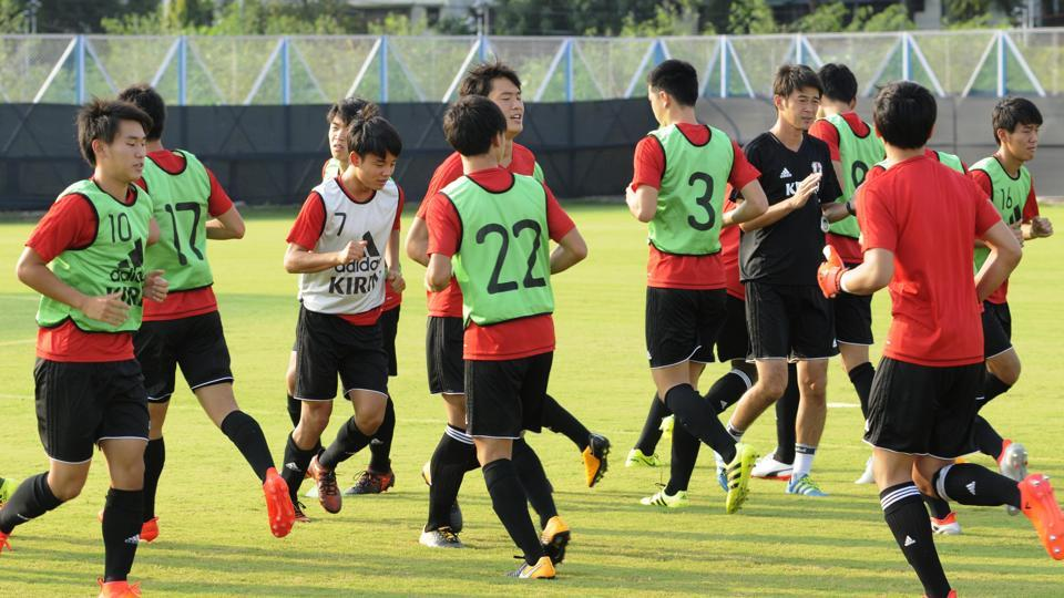 Japan look to seal knockout berth against New Caledonia