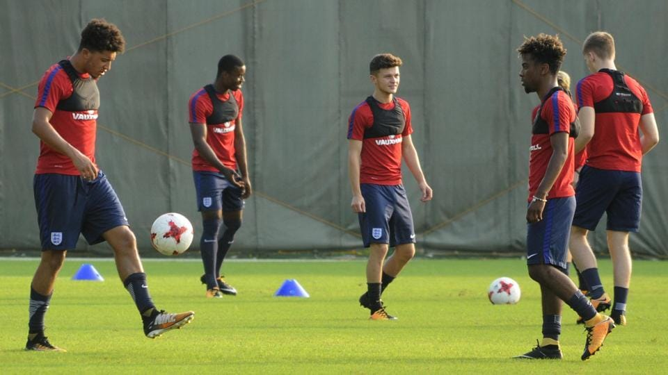 FIFAU-17 World Cup,England U-17 national football team,Iraq U-17 national football team