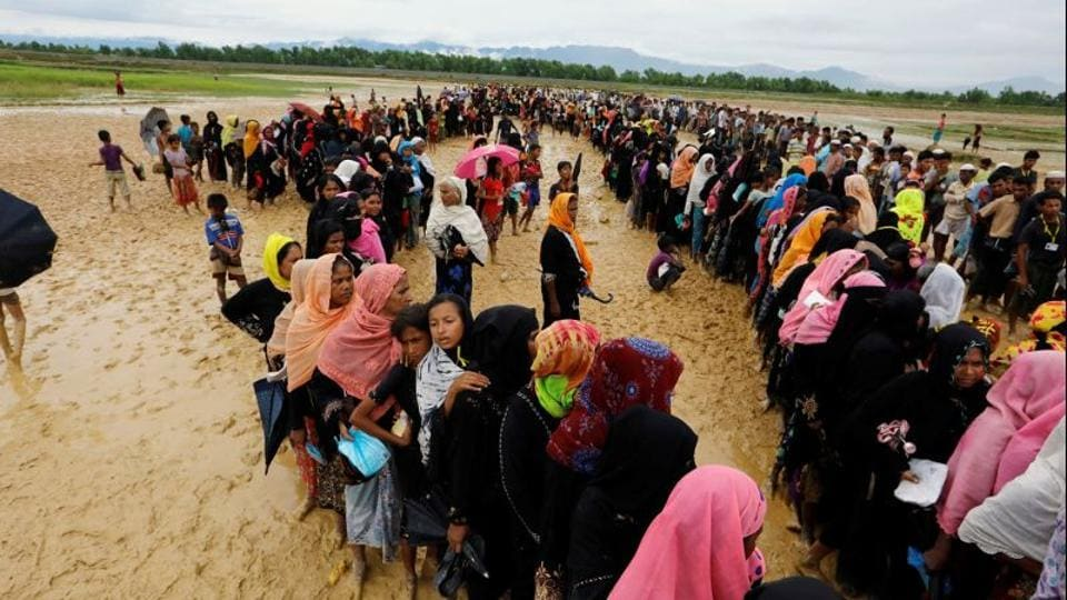 Myanmar,Myanmar Army,Rohingya