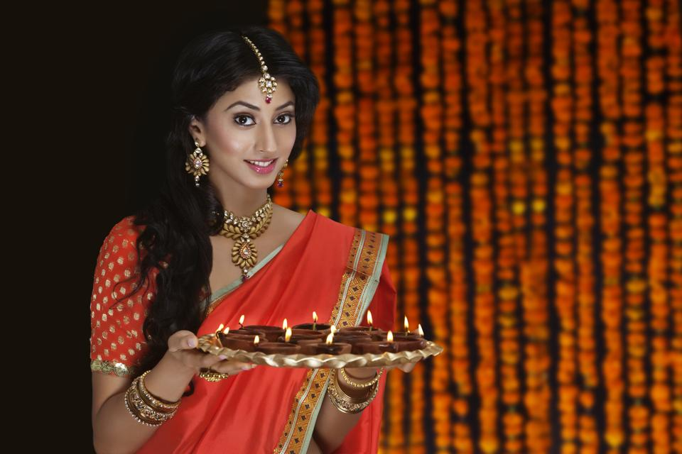 Some hair, skin and  nutrition tips will help you shine bright this Diwali
