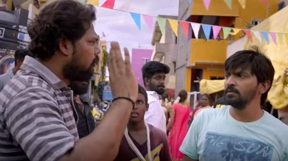 Meyaadha Maan trailer:Vaibhav plays the role of Idhayam Murali in the film.
