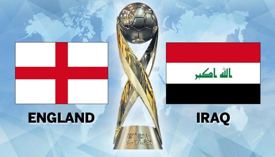 England swept aside Iraq 4-0 to finish Group F winners in the FIFA U-17 World Cup . Get match highlights of England vs Iraq here.