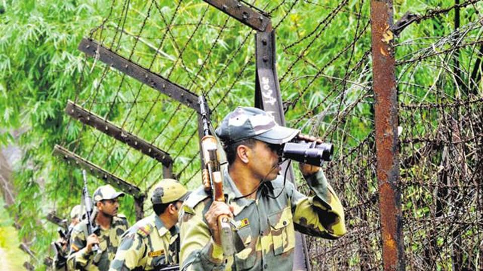 Punjab, which shares its border with J&K near Pathankot, has also been put on alert by the central agencies.