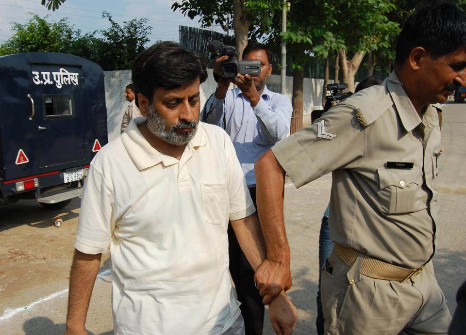 Rajesh Talwar has been lodged in the Dasna prison in Ghaziabad since November 2013 after they were awarded life sentence in the case.