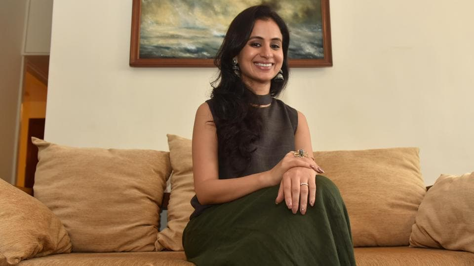 Actor Rasika Dugal will be next seen in a web series.