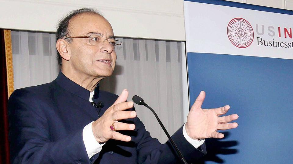 Arun Jaitley,US-India Strategic and Partnership Forum,Goods and Services Tax