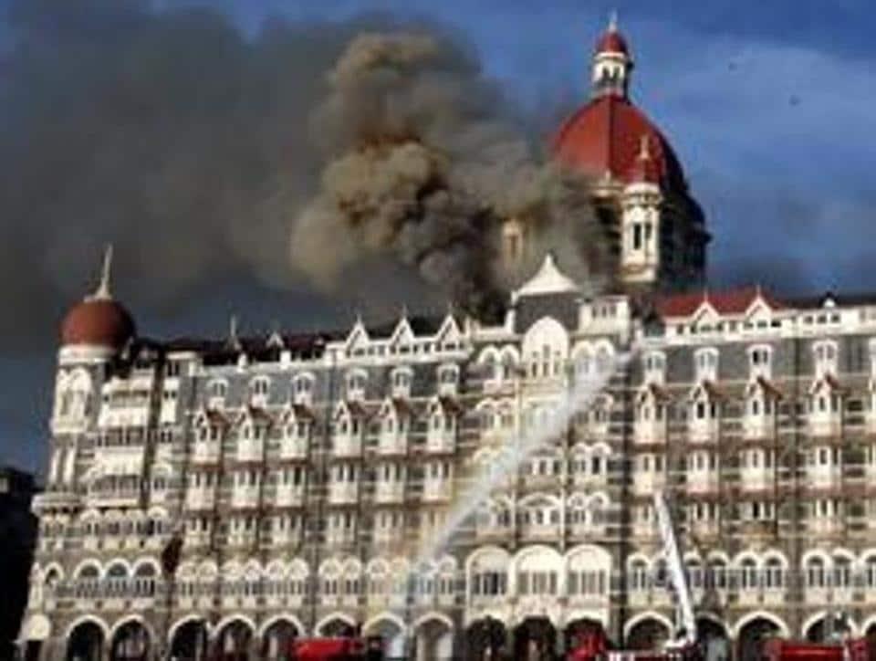 Lashkar-e-Taiba terrorists executed terror strikes in Mumbai on November 26, 2008. Taj Mahal Hotel was one of the 12 places attacked by the terrorists.