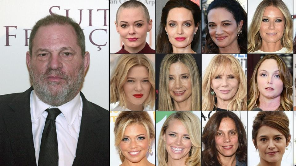 The list of women coming out with their harrowing stories of harassment at the hands of Harvey Weinstein is still swelling every day.