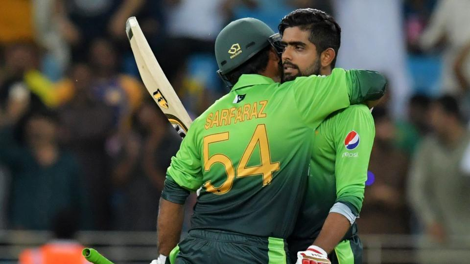 Babar Azam's century and Shoaib Malik's 81 off 61 balls helped Pakistan cricket team beat Sri Lanka by 83 runs to take a 1-0 lead in the five-match series.