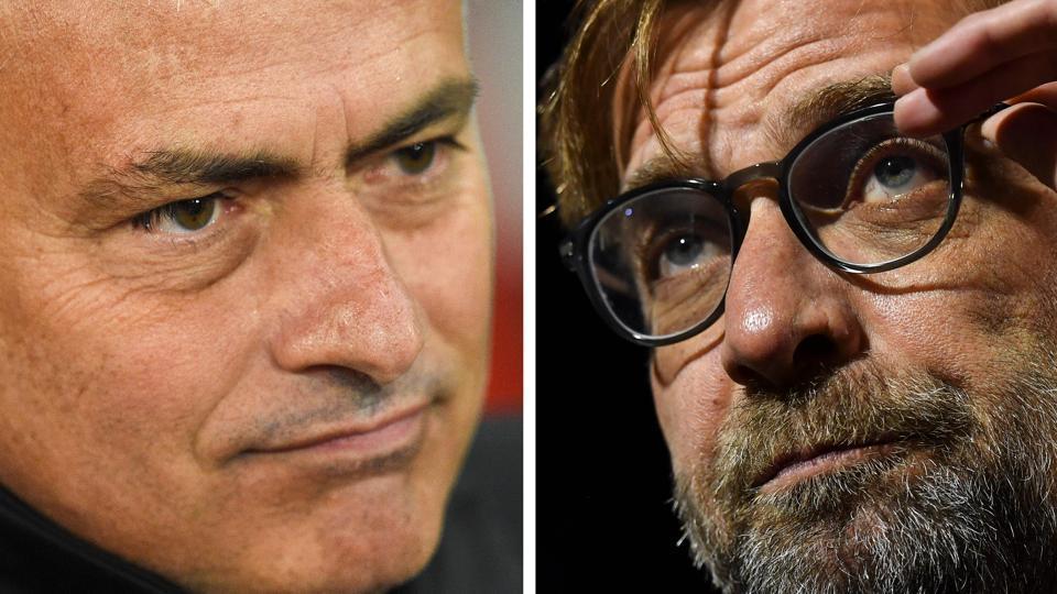 Manchester United,Liverpool,Jose Mourinho