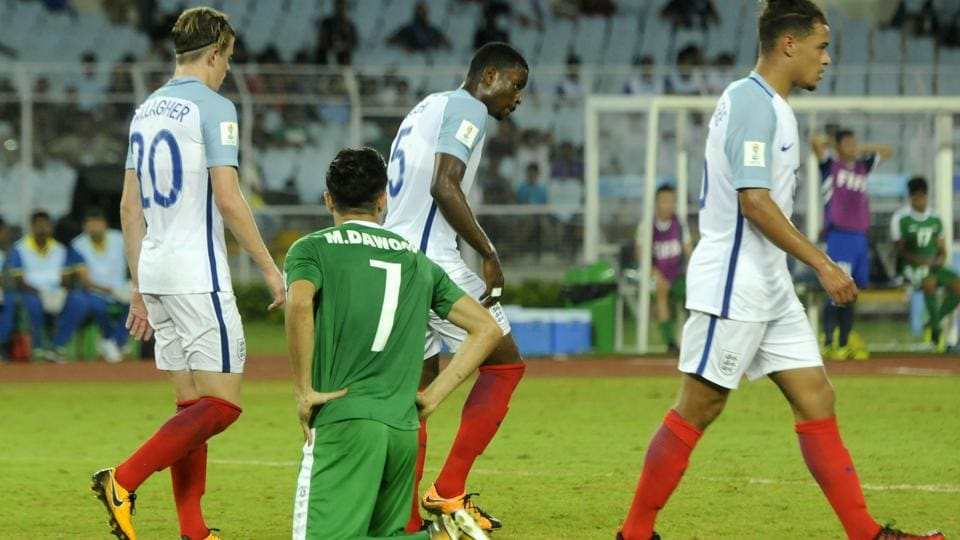 England will take on Japan in their Round of 16 clash of the FIFA U-17 World Cup.