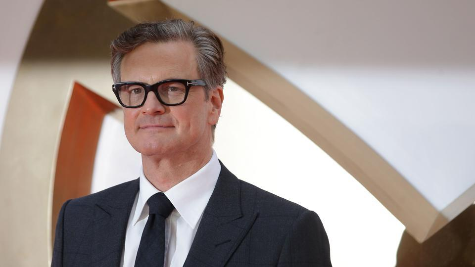 This file photo taken on September 18, 2017 shows English actor Colin Firth upon arrival for the World premiere of Matthew Vaughn's Kingsman:The Golden Circle in London.