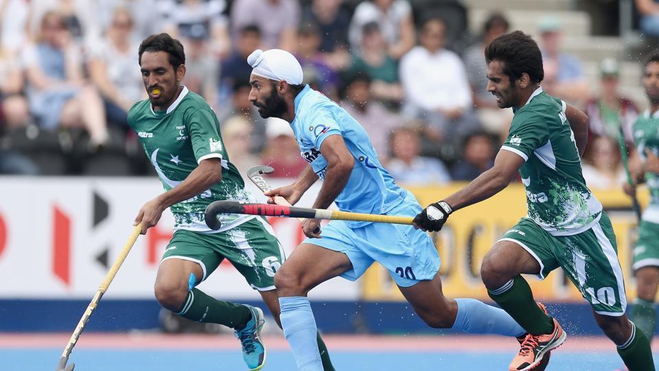 India vs Pakistan,IND vs PAK,India vs Pakistan hockey