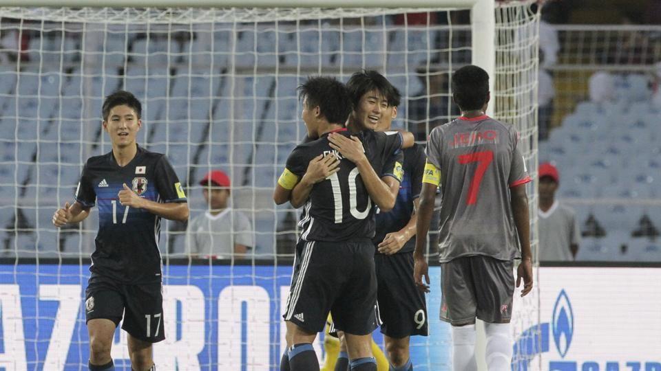 FIFA U-17 World Cup,FIFA U-17 World Cup 2017,Japan national football team