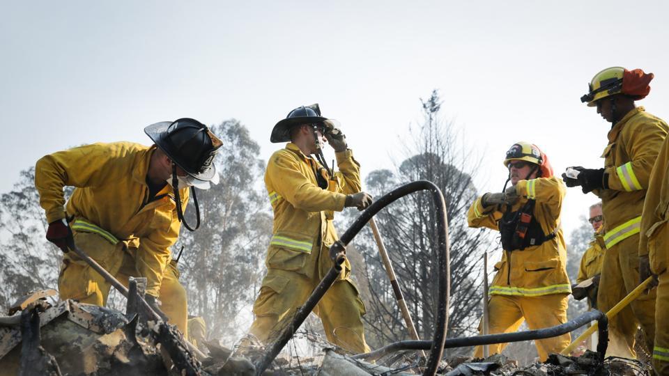 California,California wildfires,Northern California