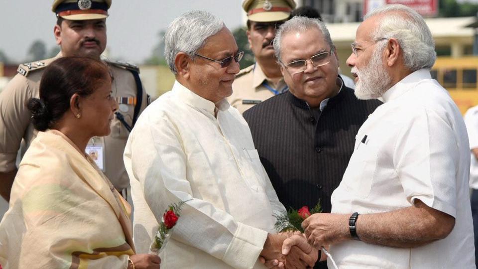 Modi,Narendra Modi,CM Nitish Kumar
