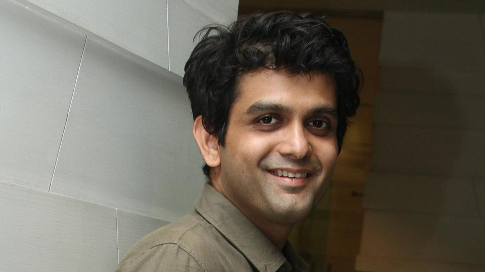 Film director Amit V Masurkar has directed Newton, which is India's official entry to Oscars.