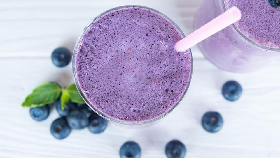Blueberry,Better Attention in Children,Flavonoids