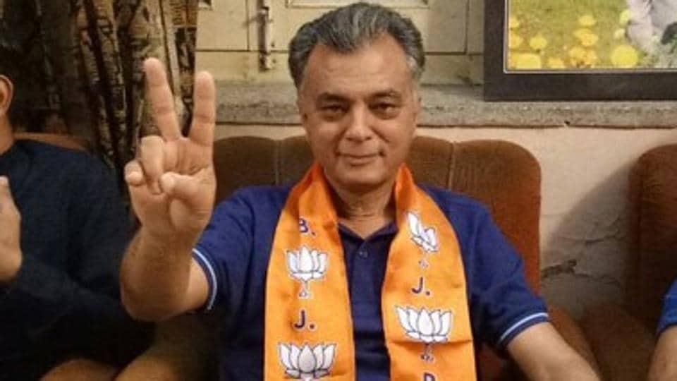 Sukh Ram,telecom scam,BJP