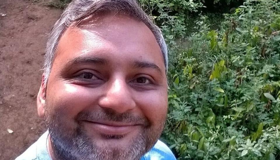 Subhajit Mukherjee has successfully helped people plant 13,000 saplings along the west coast.
