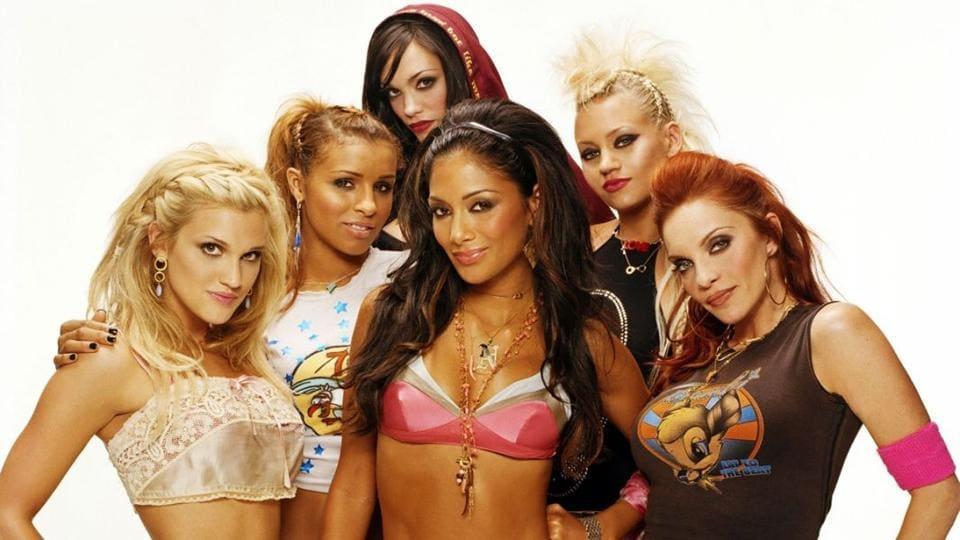 Pussycat Dolls,Nicole Scherzinger,Kaya Jones