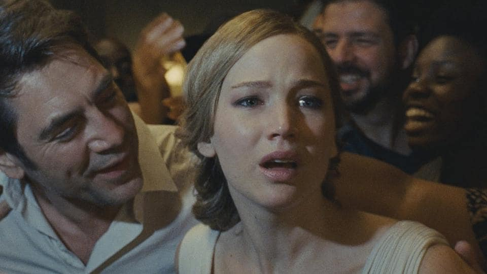 mother!, starring Jennifer Lawrence, Javier Bardem, Ed Harris and Michelle Pfeiffer, opened to extremely polarised response in the US back in September
