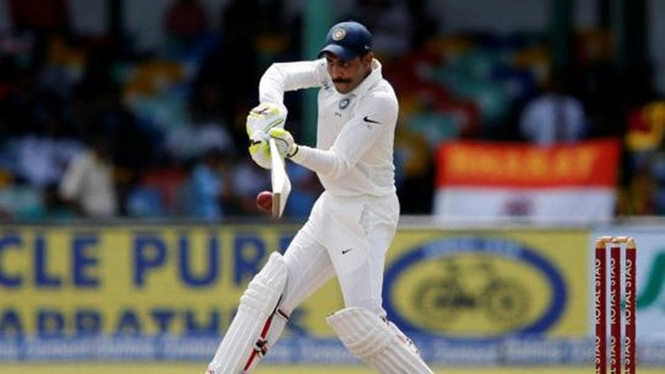 Ravindra Jadeja slammed a double century to put Saurashtra in the driver's seat against Jammu and Kashmir in the Ranji Trophy.