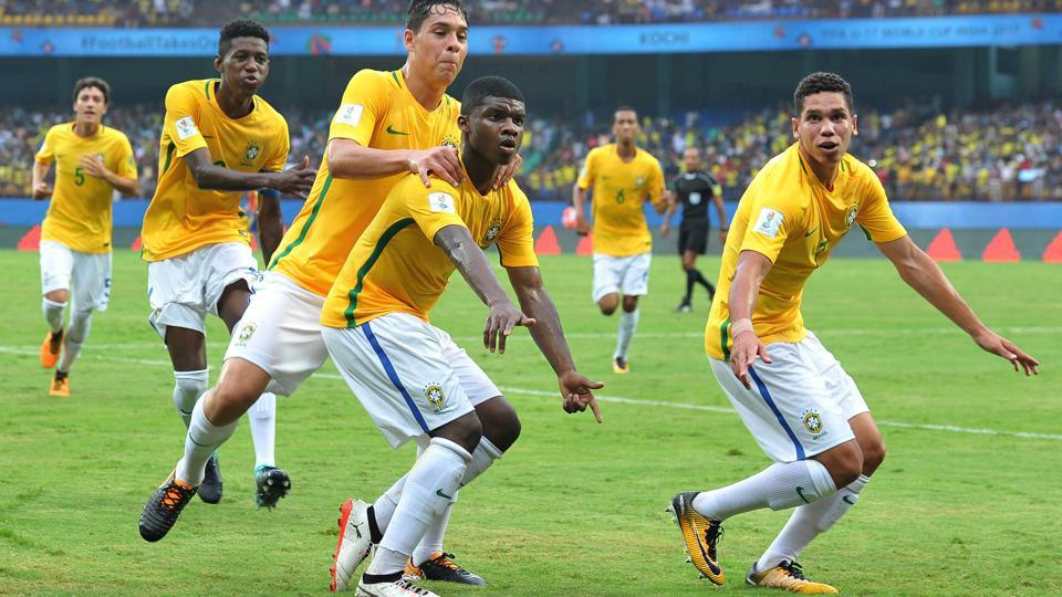 FIFA U-17 World Cup,FIFA U-17 World Cup 2017,Brazil football team