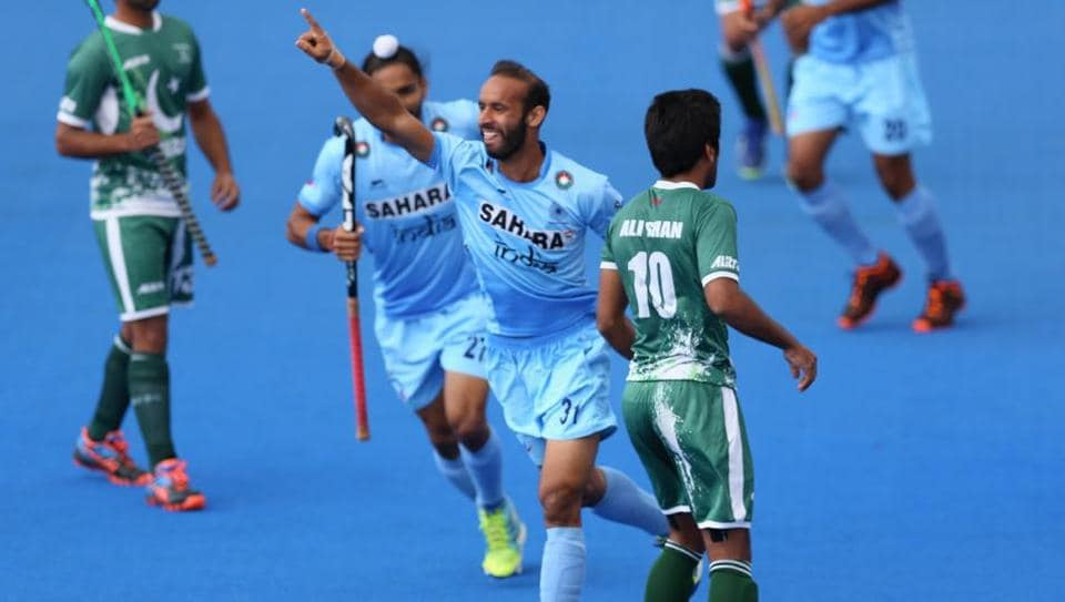Hockey Asia Cup,India vs Pakistan,India men's national field hockey team