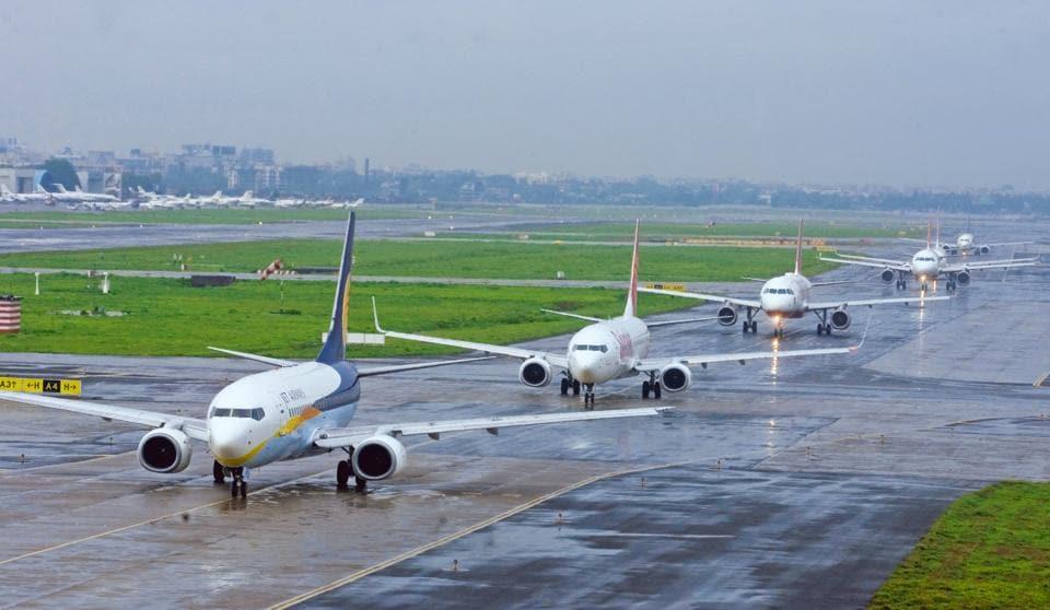 Mumbai,AAI,airspace