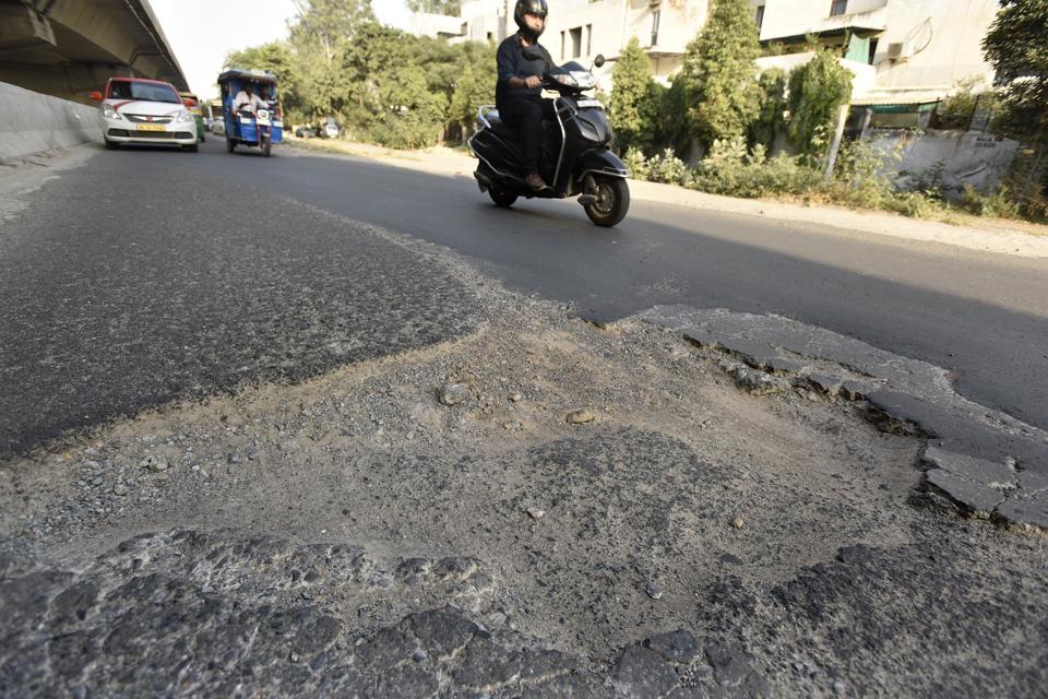 Noida,Noida news,Noida roads