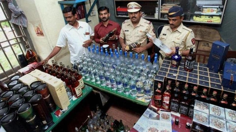 Illict Trade,Smuggling,Alcohol