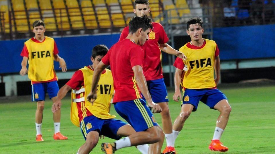 FIFA U-17 World Cup,FIFA U-17 World Cup 2017,Spain national under-17 football team