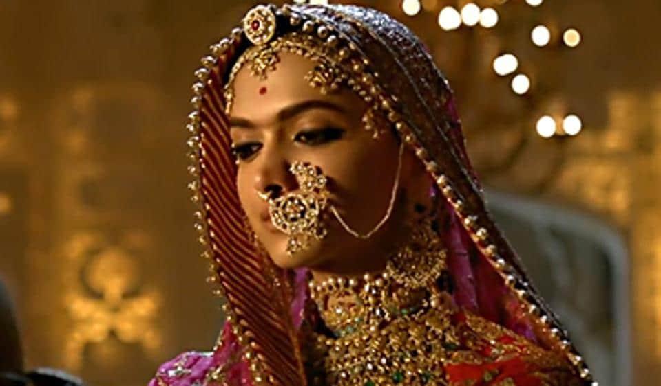 Deepika Padukone's jewellery in the upcoming film Padmavati has become a rage among Delhiites, ahead of Dhanteras.