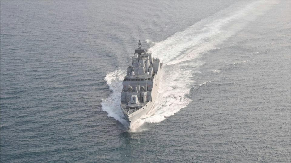 Navy inducts newest anti-submarine warfare corvette: Things