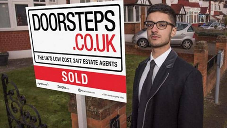 Ruparelia claims to have already sold 100 million pounds worth of properties since he set up his business.