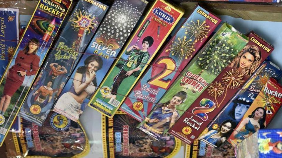 Chandigarh bans loud crackers,ban on loud crackers,Sec 144