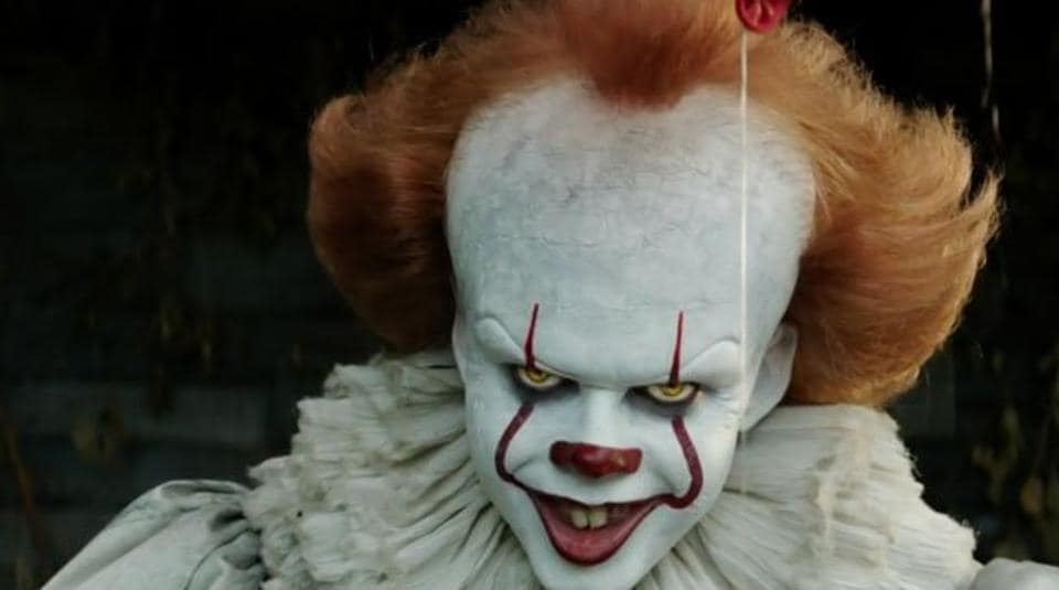 The scene showing Pennywise the Clown eating an infant didn't make it to the film.