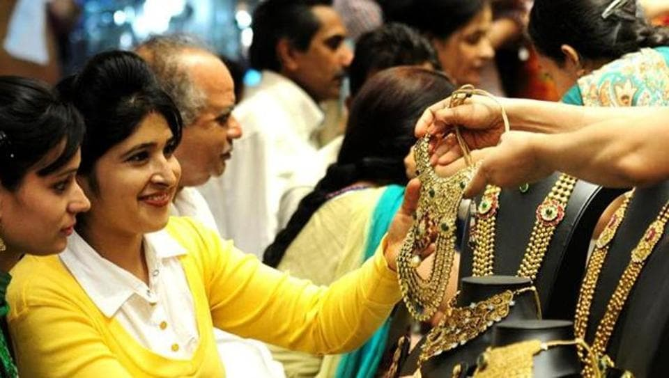 Dhanteras is marked by buying of jewellery and metal utensils to symbolise prosperity.