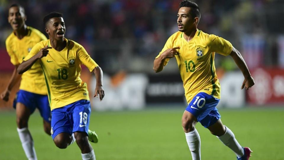 Alan de Souza Guimaraes is one of the key players for Brazil in the ongoing FIFA U-17 World Cup.