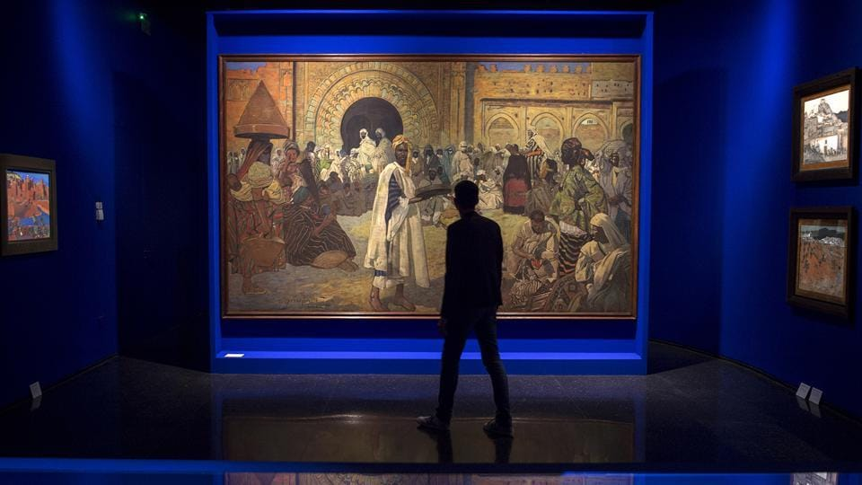 Marrakesh,Art,Museum
