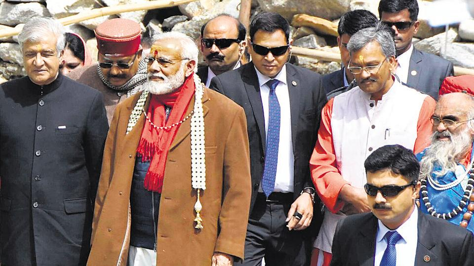Prime Minister Narendra Modi is scheduled to visit Kedarnath on October 20. He had also visited the Himalayan shrine in May during the opening of its portals.